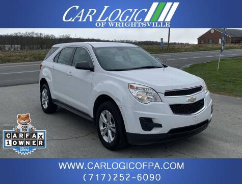 2010 Chevrolet Equinox for sale at Car Logic in Wrightsville PA