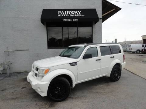 2007 Dodge Nitro for sale at FAIRWAY AUTO SALES, INC. in Melrose Park IL