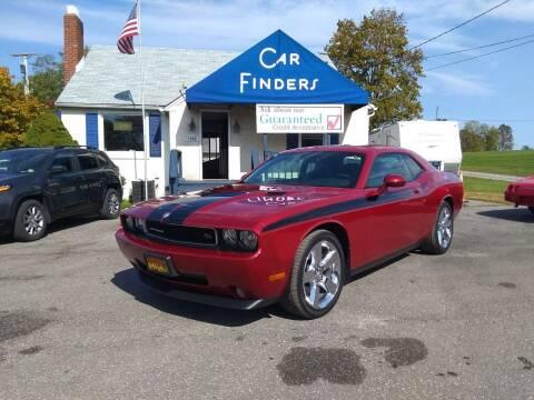 2010 Dodge Challenger for sale at CAR FINDERS OF MARYLAND LLC in Eldersburg MD