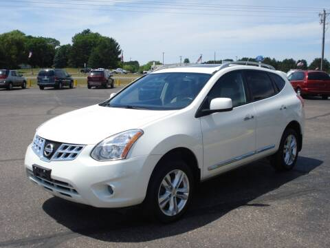 2013 Nissan Rogue for sale at North Star Auto Mall in Isanti MN