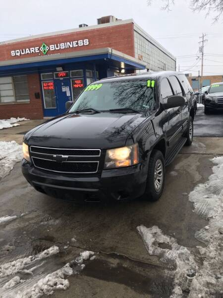 2011 Chevrolet Tahoe for sale at Square Business Automotive in Milwaukee WI