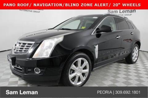 2014 Cadillac SRX for sale at Sam Leman Chrysler Jeep Dodge of Peoria in Peoria IL