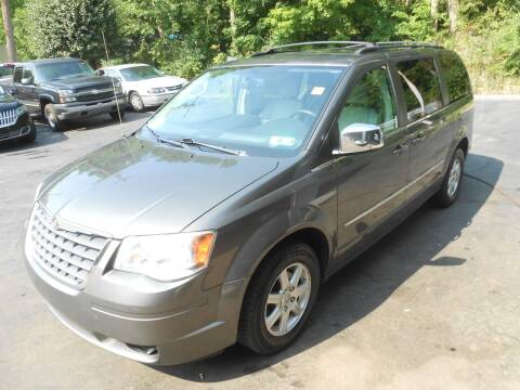 2010 Chrysler Town and Country for sale at AUTOS-R-US in Penn Hills PA