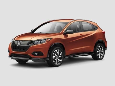 2021 Honda HR-V for sale at BASNEY HONDA in Mishawaka IN