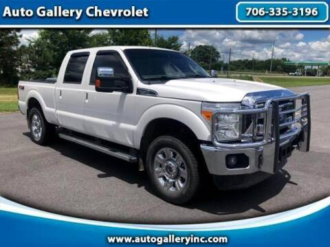 2014 Ford F-250 Super Duty for sale at Auto Gallery Chevrolet in Commerce GA
