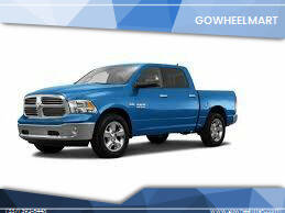 2015 RAM Ram Pickup 1500 for sale at GOWHEELMART in Available In LA