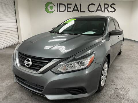 2016 Nissan Altima for sale at Ideal Cars East Mesa in Mesa AZ