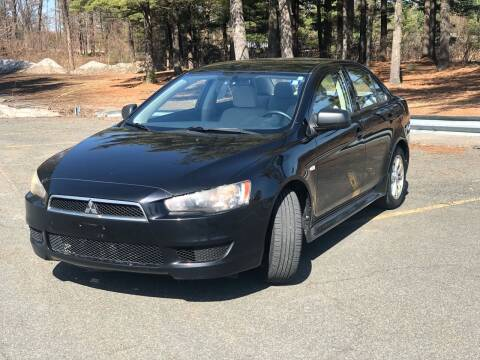 2010 Mitsubishi Lancer for sale at Pak Auto Corp in Schenectady NY