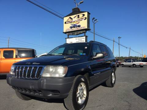 2003 Jeep Grand Cherokee for sale at A & D Auto Group LLC in Carlisle PA