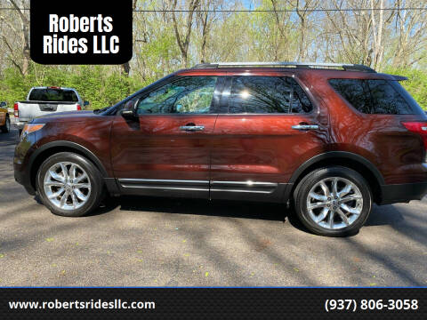 2012 Ford Explorer for sale at Roberts Rides LLC in Franklin OH
