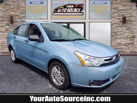 2009 Ford Focus for sale at Your Auto Source in York PA