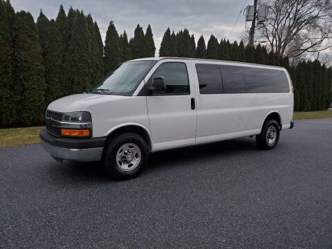 2016 Chevrolet Express Passenger for sale at Kingdom Autohaus LLC in Landisville PA