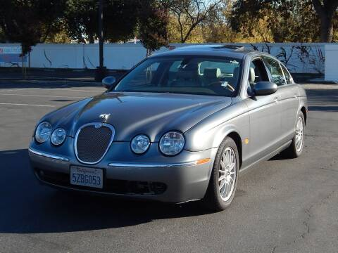 2006 Jaguar S-Type for sale at Gilroy Motorsports in Gilroy CA