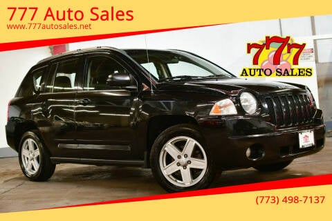 2010 Jeep Compass for sale at 777 Auto Sales in Bedford Park IL