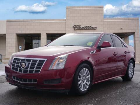 2012 Cadillac CTS for sale at Suburban Chevrolet of Ann Arbor in Ann Arbor MI
