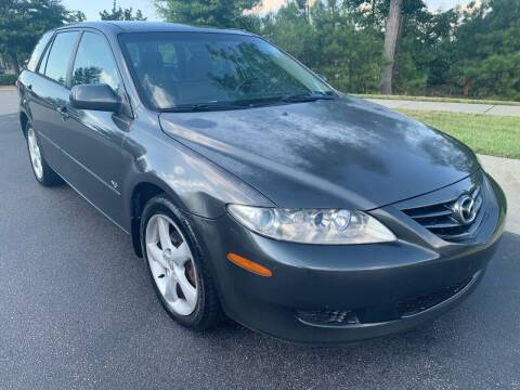 2004 Mazda MAZDA6 for sale at LA 12 Motors in Durham NC