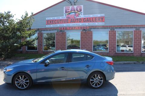 2018 Mazda MAZDA3 for sale at EXECUTIVE AUTO GALLERY INC in Walnutport PA