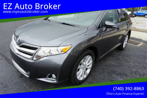 2015 Toyota Venza for sale at EZ Auto Broker in Mount Vernon OH