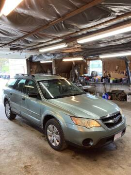 2009 Subaru Outback for sale at Lavictoire Auto Sales in West Rutland VT