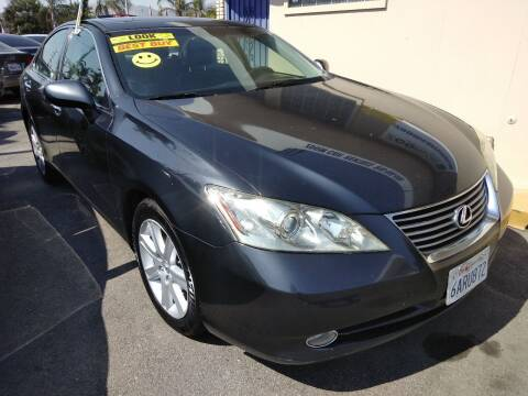 2008 Lexus ES 350 for sale at ZOOM CARS LLC in Sylmar CA