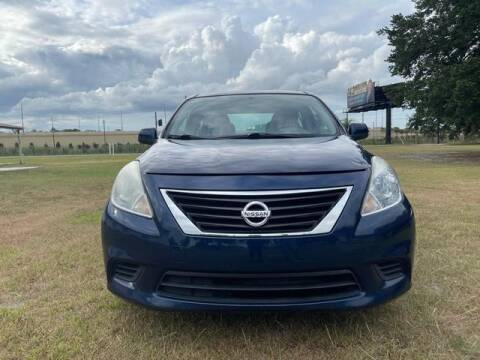 2013 Nissan Versa for sale at AM Auto Sales in Orlando FL