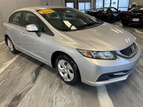 2013 Honda Civic for sale at Crossroads Car & Truck in Milford OH