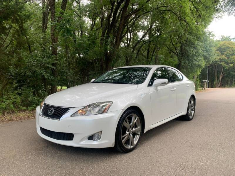 2009 Lexus IS 250 for sale at Centex Sport Imports in Round Rock TX