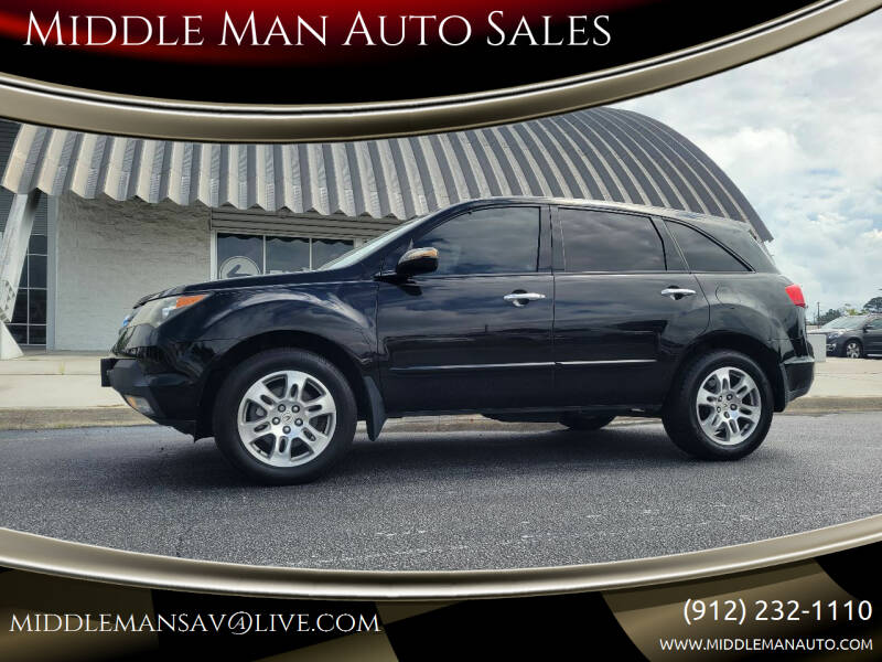 2009 Acura MDX for sale at Middle Man Auto Sales in Savannah GA