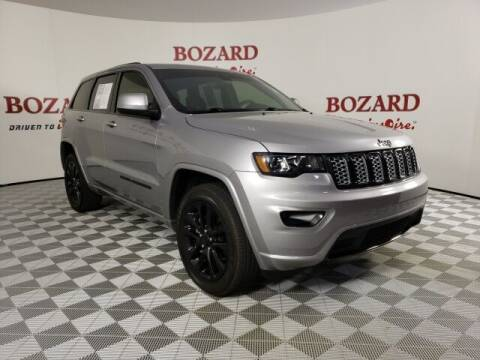 2018 Jeep Grand Cherokee for sale at BOZARD FORD in Saint Augustine FL