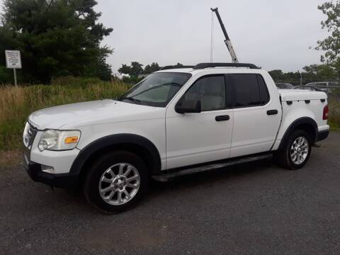 2007 Ford Explorer Sport Trac for sale at M & M Auto Brokers in Chantilly VA