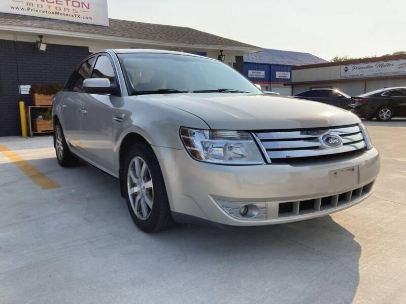 2009 Ford Taurus for sale at Princeton Motors in Princeton TX