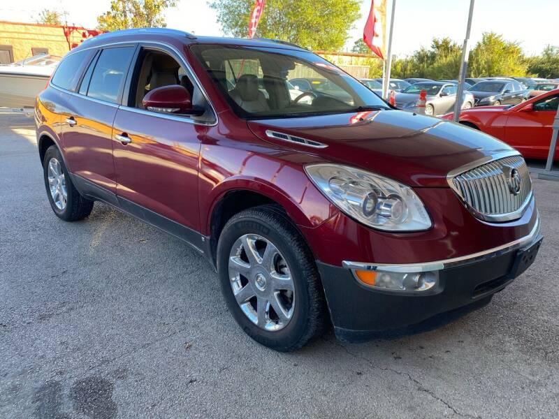 2010 Buick Enclave for sale at R-Motors in Arlington TX