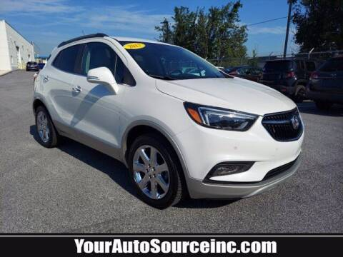 2017 Buick Encore for sale at Your Auto Source in York PA