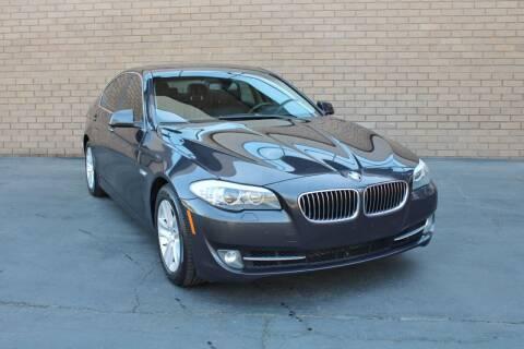 2013 BMW 5 Series for sale at MK Motors in Sacramento CA