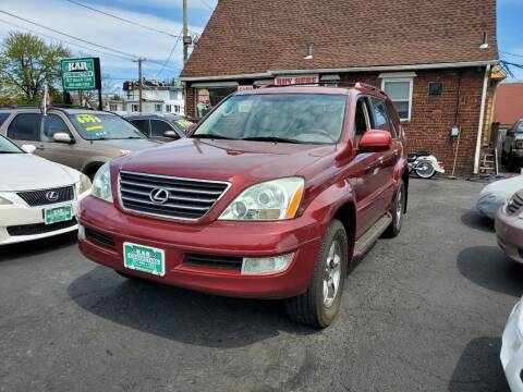 2008 Lexus GX 470 for sale at Kar Connection in Little Ferry NJ