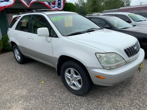 2001 Lexus RX 300 for sale at 51 Auto Sales Ltd in Portage WI
