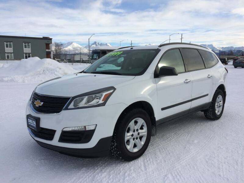 2016 Chevrolet Traverse for sale at Delta Car Connection LLC in Anchorage AK