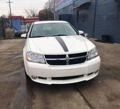 2010 Dodge Avenger for sale at Yousif & Sons Used Auto in Detroit MI