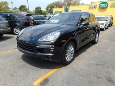 2012 Porsche Cayenne for sale at Santa Monica Suvs in Santa Monica CA