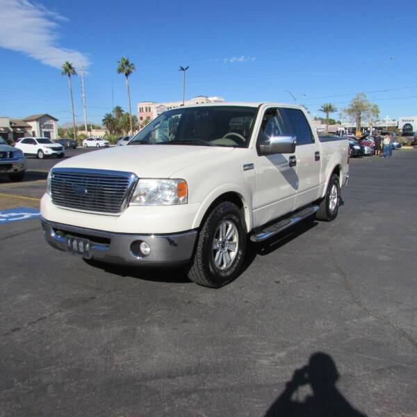 2008 Ford F-150 for sale at Charlie Cheap Car in Las Vegas NV