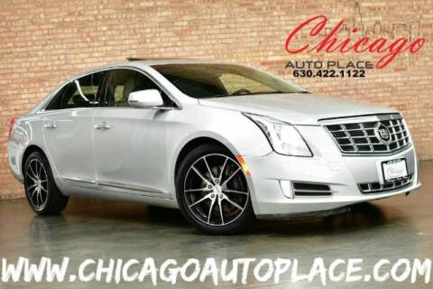 2013 Cadillac XTS for sale at Chicago Auto Place in Bensenville IL