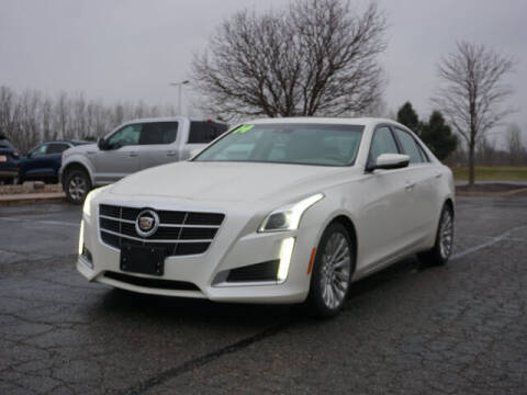 2014 Cadillac CTS for sale at FOWLERVILLE FORD in Fowlerville MI