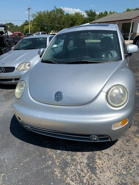 2000 Volkswagen New Beetle for sale at E-Z Pay Used Cars - E-Z Pay Cars & Bikes in McAlester OK