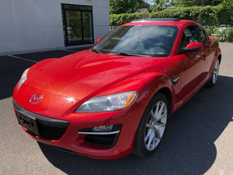 2009 Mazda RX-8 for sale at MAGIC AUTO SALES in Little Ferry NJ