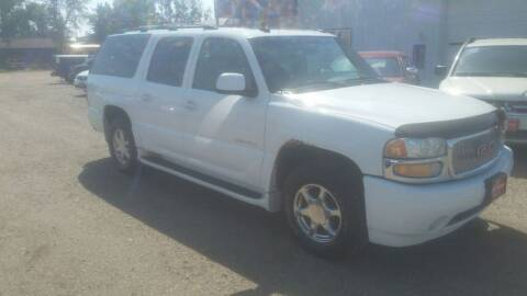 2003 GMC Yukon XL for sale at Ron Lowman Motors Minot in Minot ND