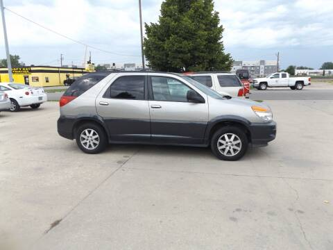 2002 Buick Rendezvous for sale at Relaxation Automobile Station in Moorhead MN