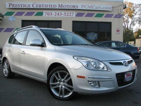 2012 Hyundai Elantra Touring for sale at Prestige Certified Motors in Falls Church VA
