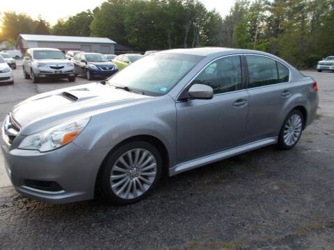 2010 Subaru Legacy for sale at Manchester Motorsports in Goffstown NH