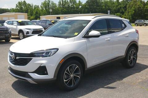 2020 Buick Encore GX for sale at STRICKLAND AUTO GROUP INC in Ahoskie NC