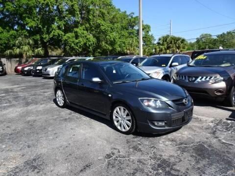 2008 Mazda MAZDASPEED3 for sale at DONNY MILLS AUTO SALES in Largo FL